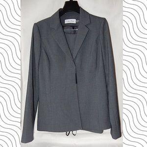 Calvin Klein Modern Grey FULL Suit